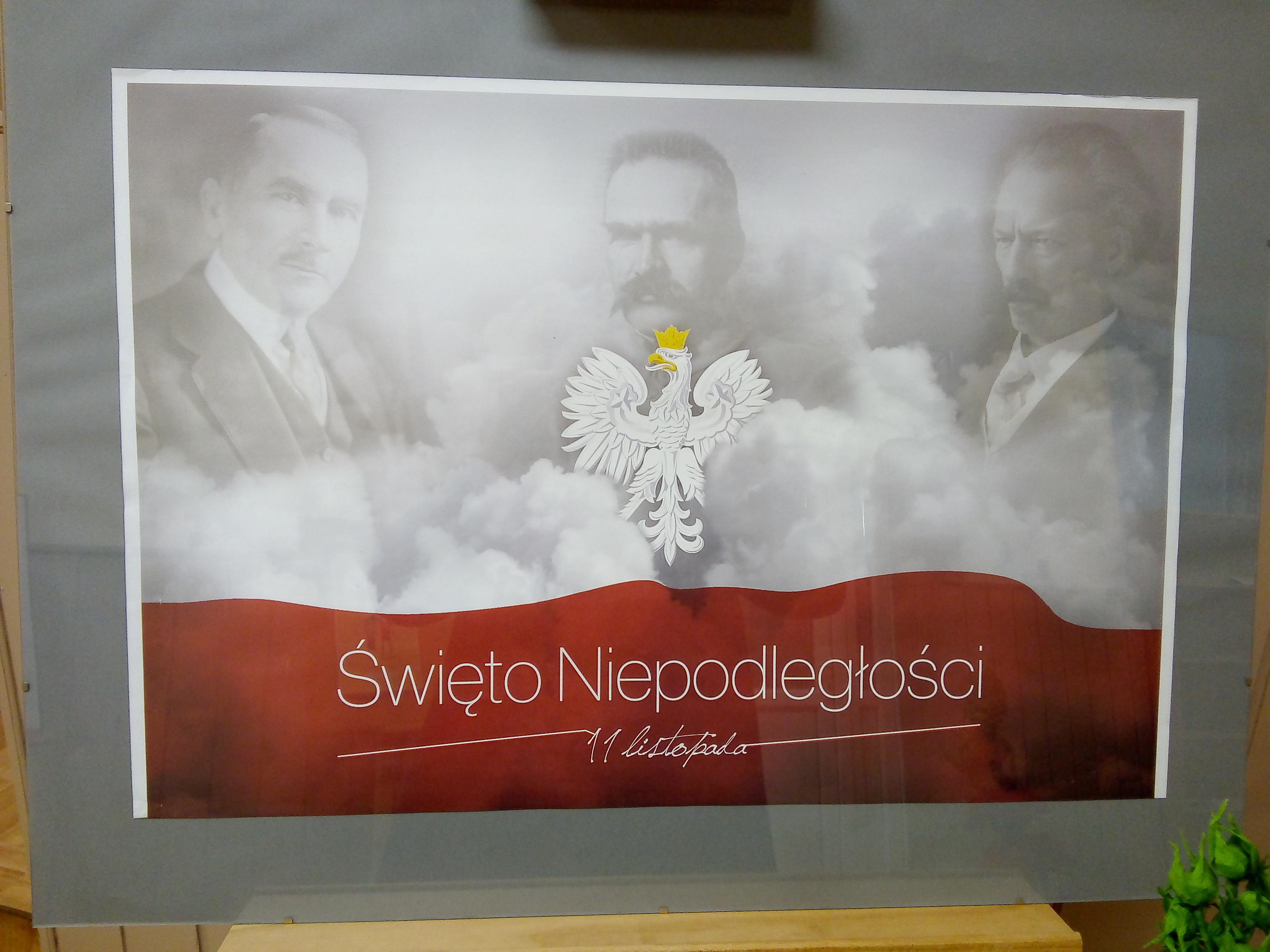 Świętujemy 100-lecie odzyskania  przez Polskę Niepodległości
