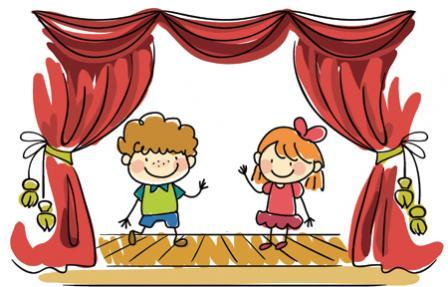 Teatrzyk dla dzieci!